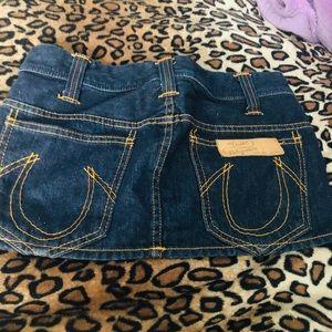 Brand new true religion skirt !